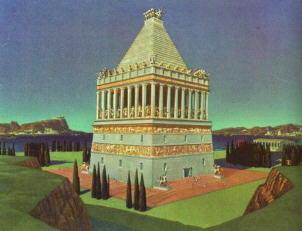 mausoleu-de-halicarnasso